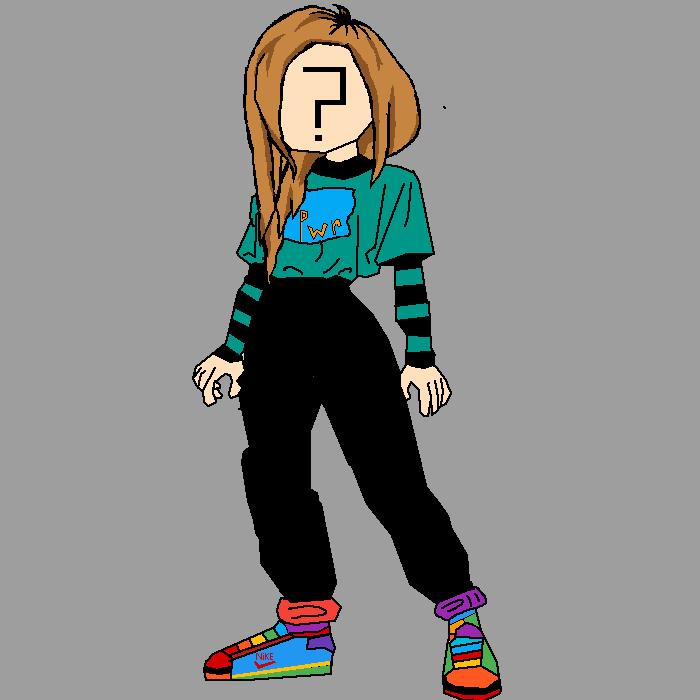 Random Girl x PWR x Nike