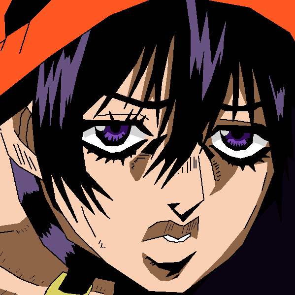 My boy Narancia