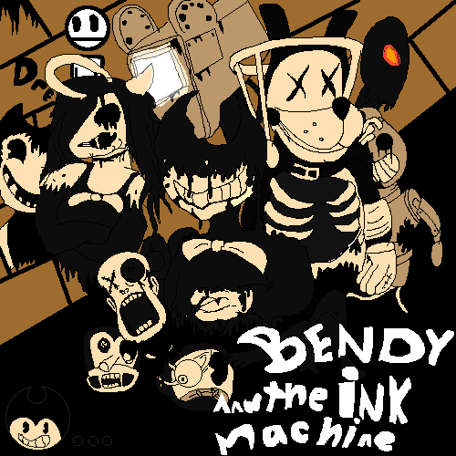 - Bendy And The Ink Machine -