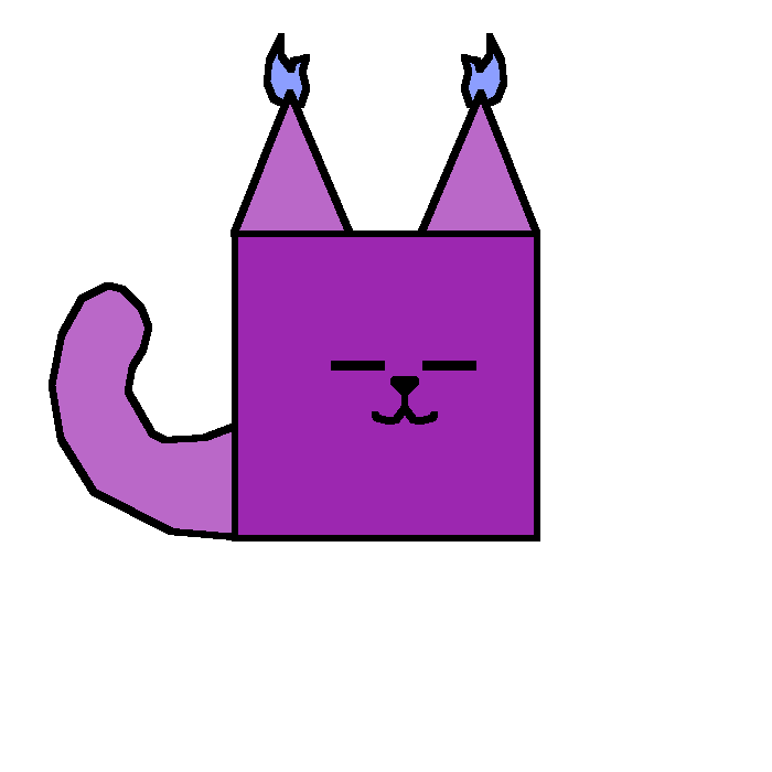 GD Cat Blink thing? (Tween test?)