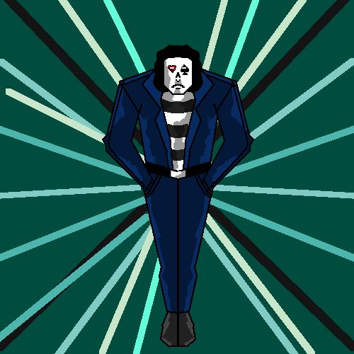 Kombatent(Bruce Timm Style)