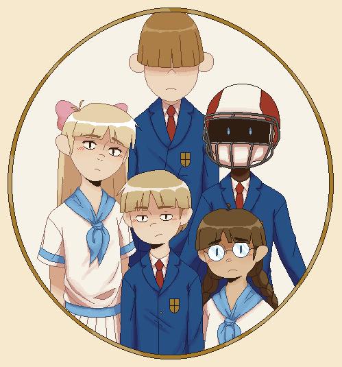 The Delightful Children (for @Wii3156)