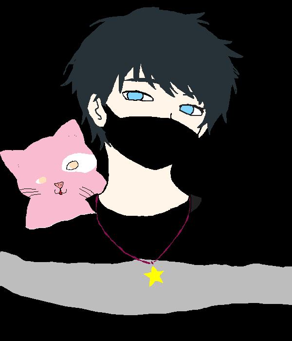Zane and kawaii chan!