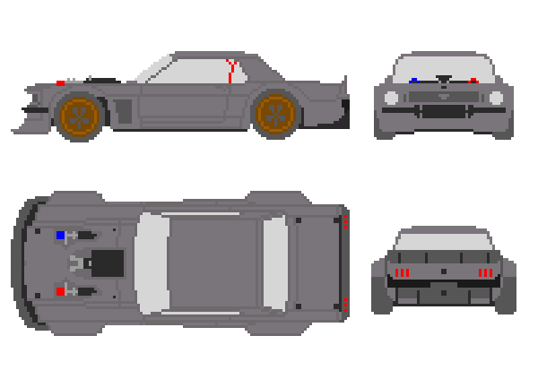 hoonicorn technical drawing
