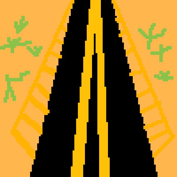 Road In Country?desert?