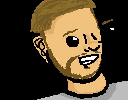 Cartoon Pewdiepie