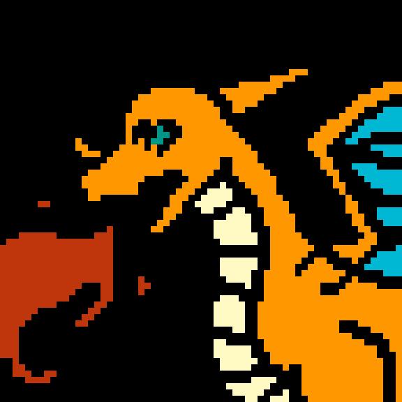 Pixilar App Base (dragon)