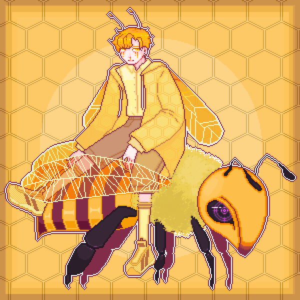 A bee boi.