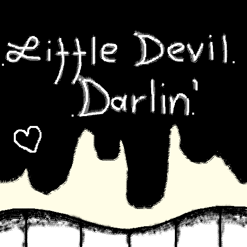 Little devil darlin' :3