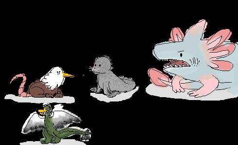 animal fusions