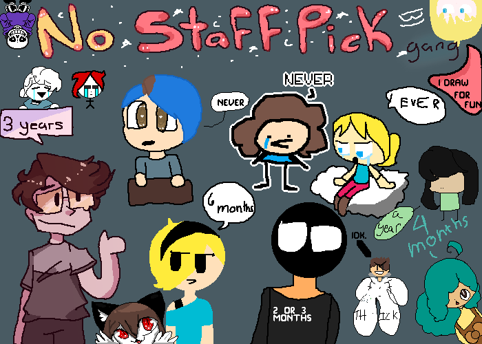 No staff pick