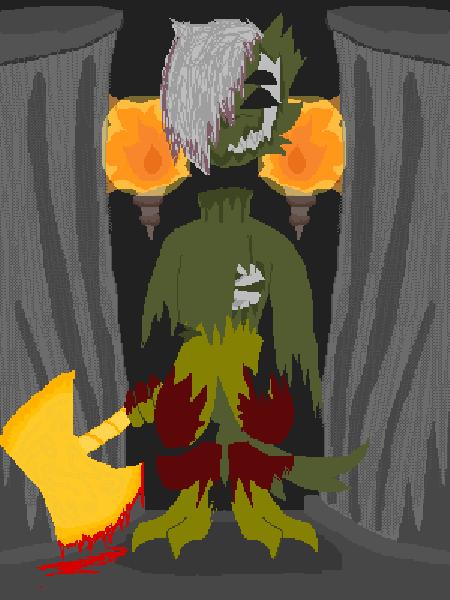 Zombie Barbarian! Verrath