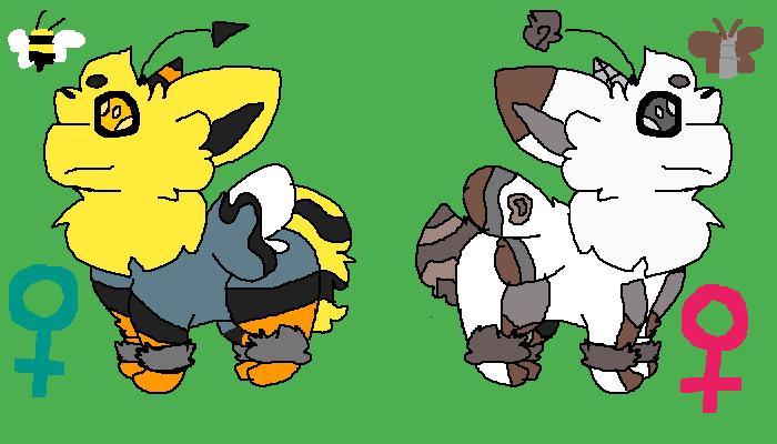 Bug Theme Cuna Adopts ~Closed~