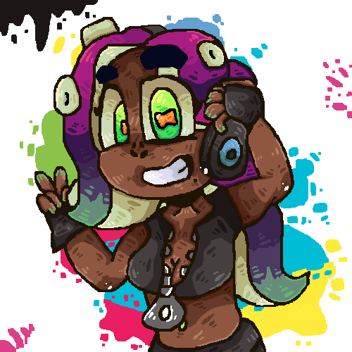 Marina from Splatoon 2