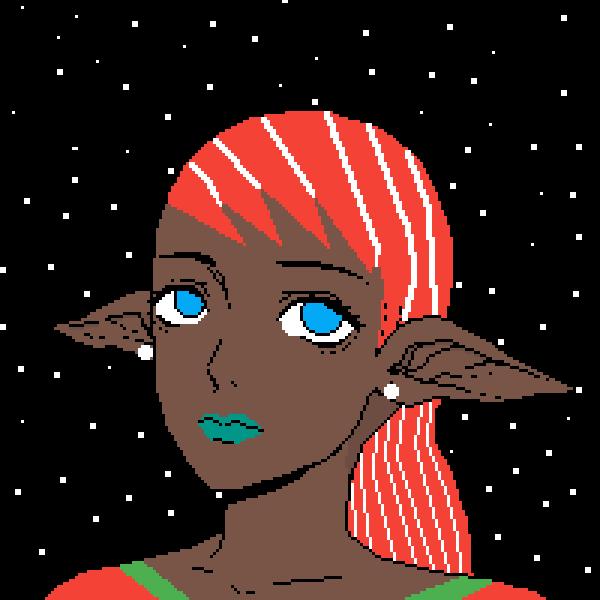 Elf. [Credit to Tsiox}