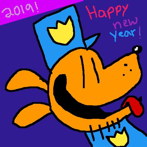 Happy New Year (2019)