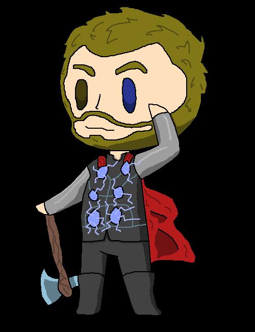 Thor(Infinity War)