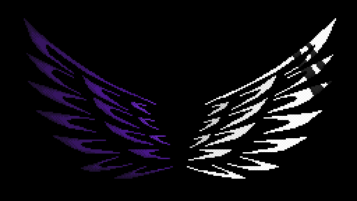 Wings [recolored] ✄