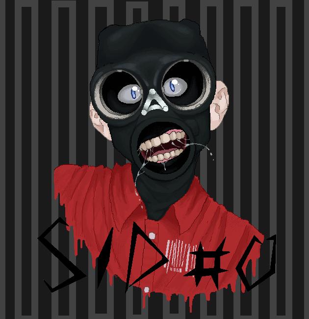 Sid Wilson #0 Slipknot (Iowa mask)
