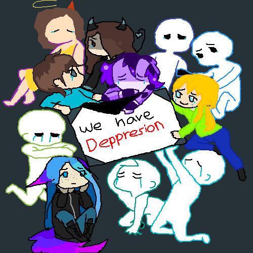 we have depression collab
