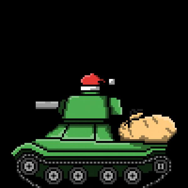 Santa Tank