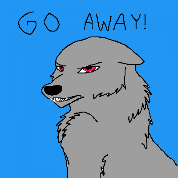 Mother Wolf Gif