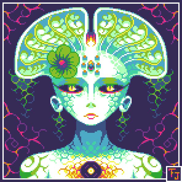 Gaia [New OC]