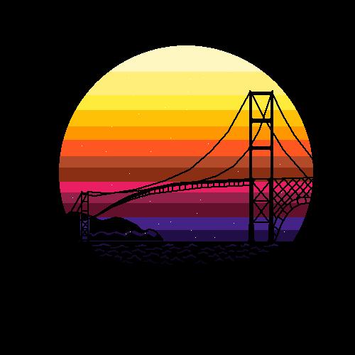 San Francisco Among The Stars