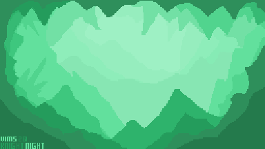 Emerald background
