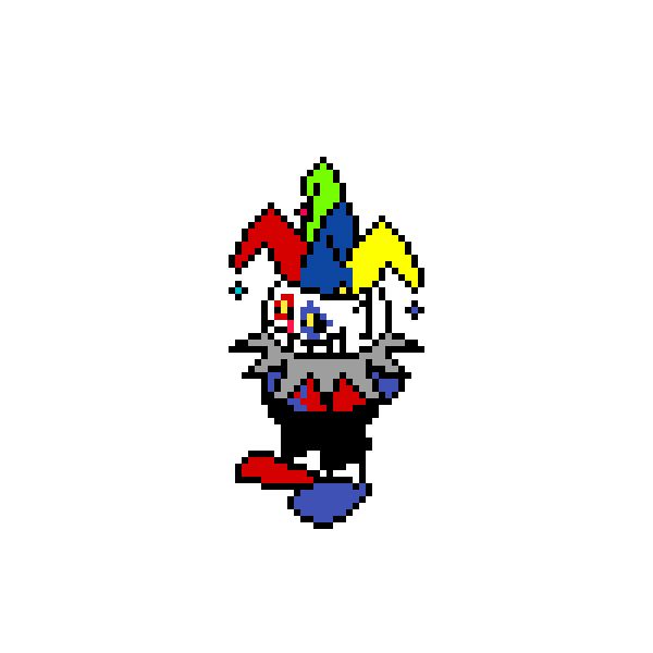 jester *special attack*