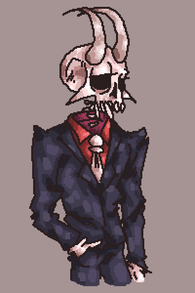 Ford, the Receptionist of Hell.
