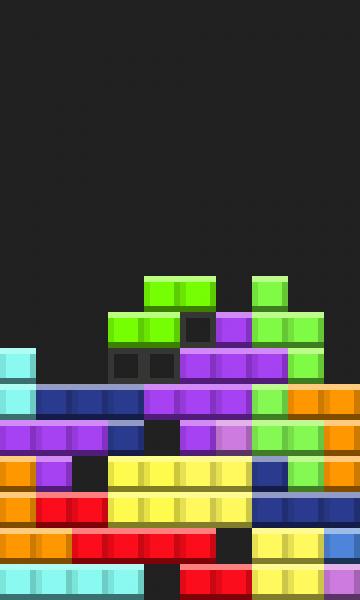 Tetris Animation (Some Polishing Added, Not Done)
