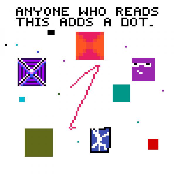 Dot adding