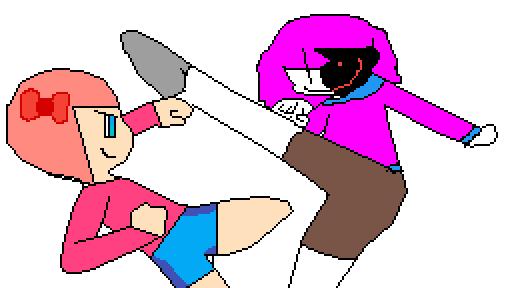 Just Sayori vs Geno Aurora