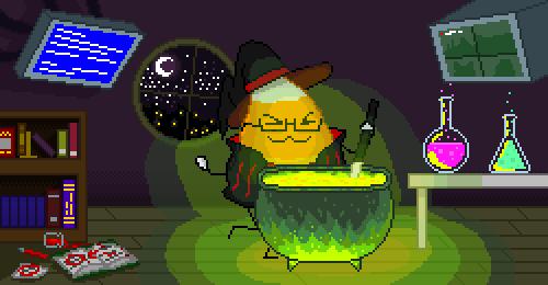 Necro's Home