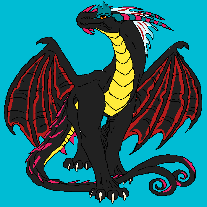 dragon of nightmares