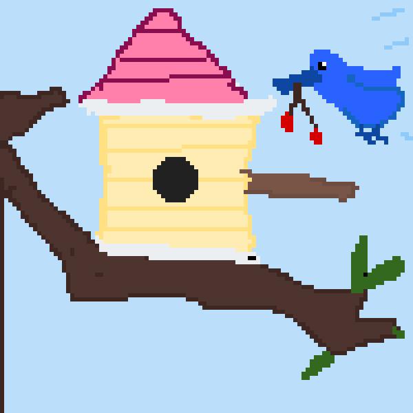 Residence of Bluebird