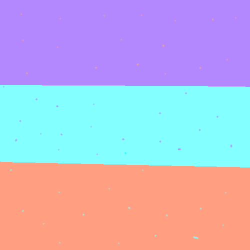 Three Pastel Colors!