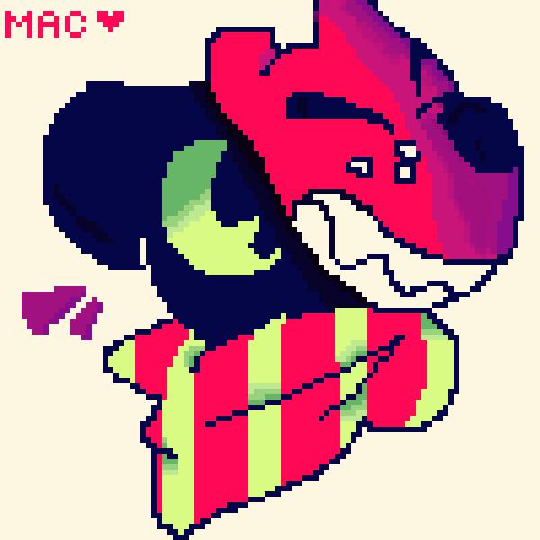 Mac (fanart)