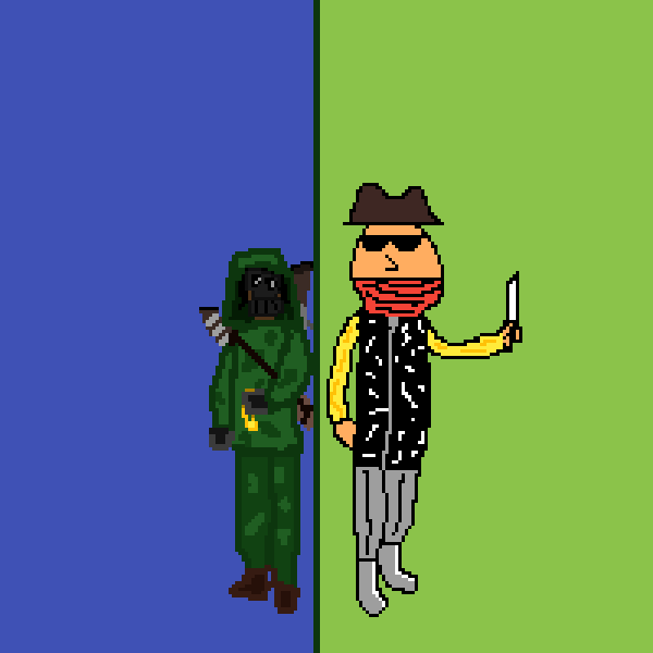 Bandit and Survivor