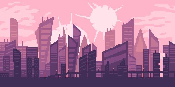 Futuristic City-Scape