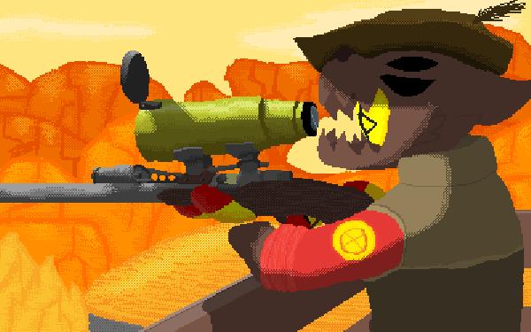 Team Art 2 ~ Sniper Verrath
