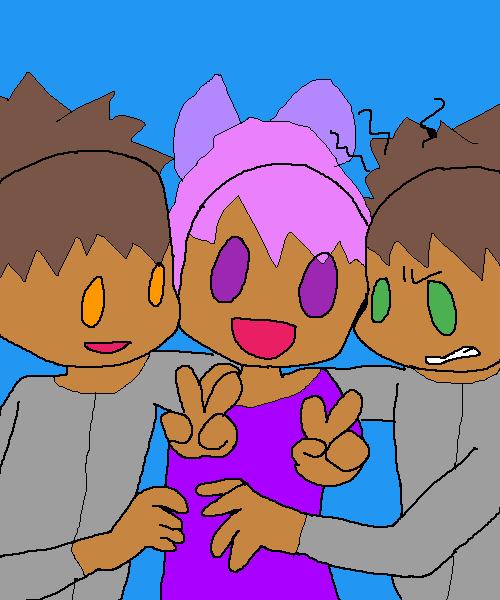 which one is Myles~Senpai?