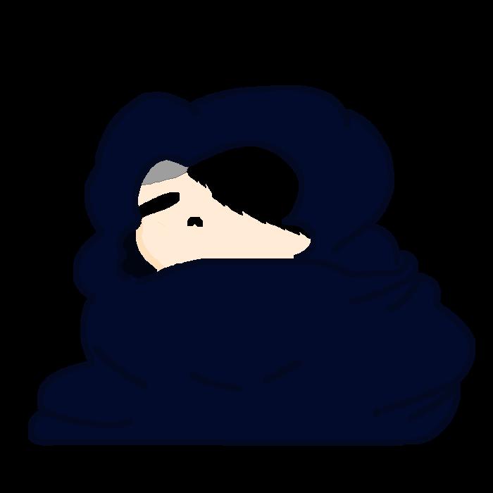 Join me as a sleepy potato