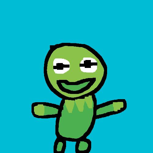 Kermit big sad