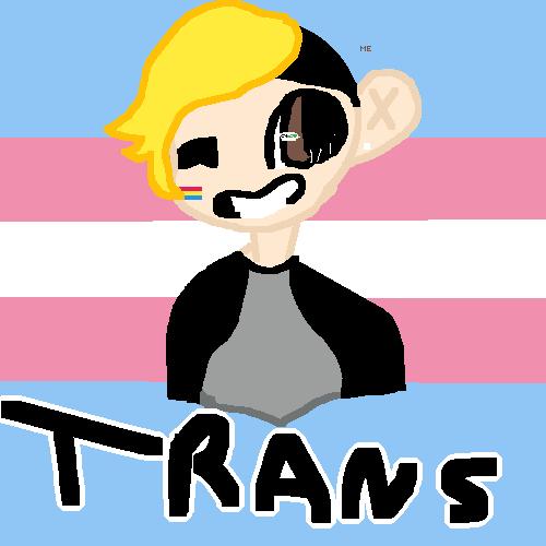 YE yes im trans :)