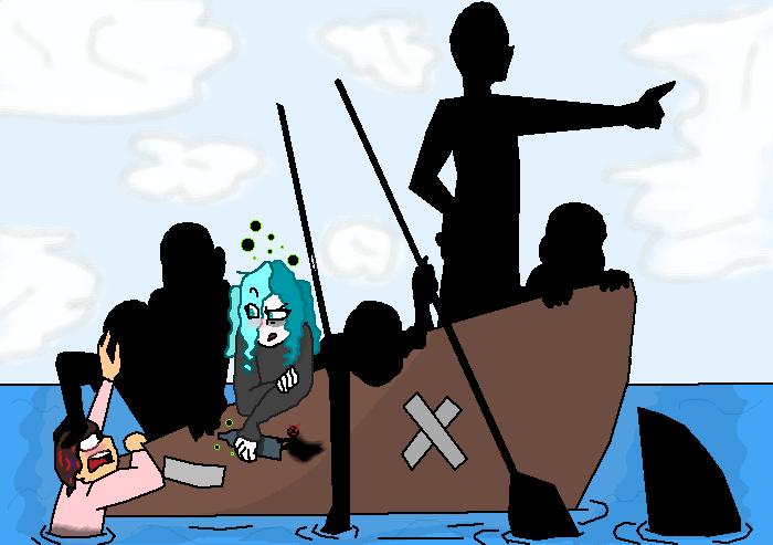 Boat is Sinking!