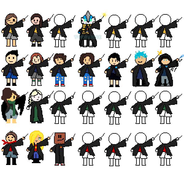 Hogwarts Characters