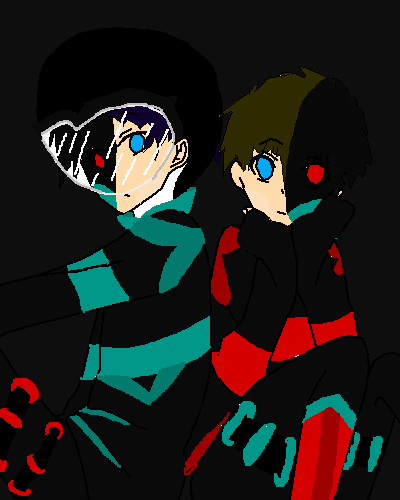 Tech Costumes (Idea for Zako)