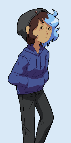 Bluu (For @BluuArts)